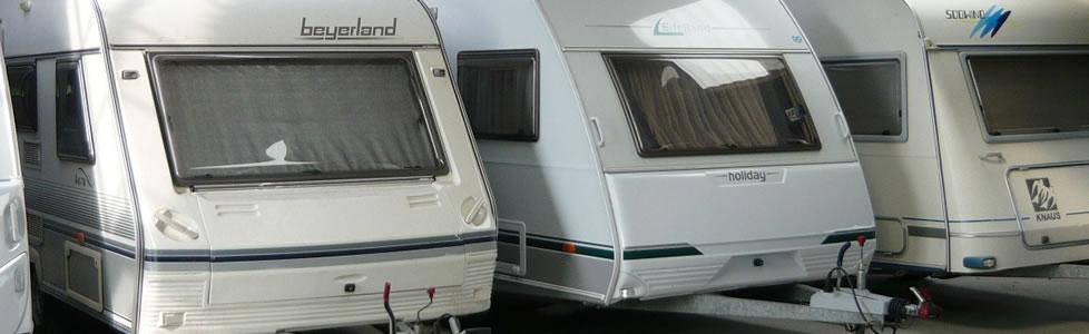 Caravanstalling Ribon